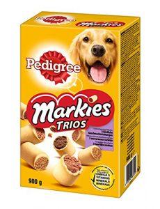 Pedigree Markies Trio Biscuits pour Chien 900 g