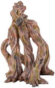 Biobubble Origins Série Ficus Racine vertical Oranament, Medium