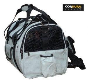 Celltei Backpack-o-Pet–Cordura (R) Gris–Grande Taille