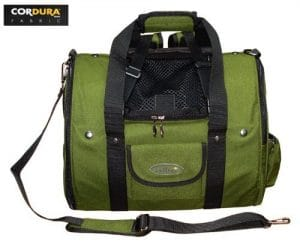 Celltei Backpack-o-Pet–Cordura (R) Vert–Grande Taille