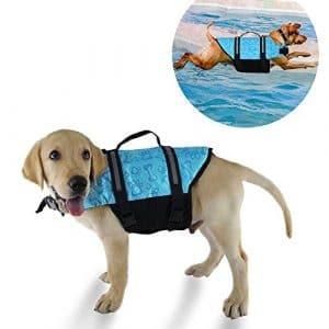 Gilet de sauvetage pour chien Ymtech