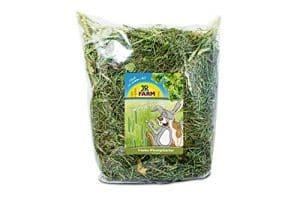 JR Farm Foin d'herbe fraîche des prés avec fléole des prés 300 g