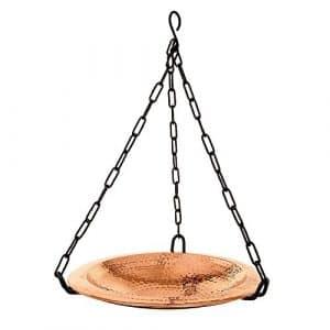 Achla Designs en cuivre à Suspendre à Oiseaux