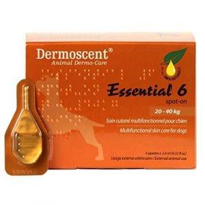 Bayer Dermoscent 6Spot on Skin Care Plus de Chiens de Grande Taille 45à 40,8Kilogram