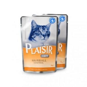 Equilibre & Instinct Hairball Control – Repas Plaisir Care pour Chat