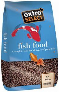 Extra Select – Koi Sticks – Nourriture pour poisson – 10 kg