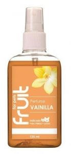 Fruit for Pets Perfume Vainilla 125ml