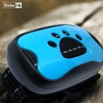 PETIC – Avancé 2en1 Collier Anti Aboiement Chien | Durable Collier Dressage Chien Vibration pour Petit et Grand | Automatique Entraînement Anti-aboiement non Electrique Stimulations Sans Choc