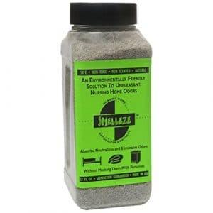 smelleze Allaitement naturel HOME Odeur Remover?: 50Lb. Granules Retirer Les personnes âgées Odeur