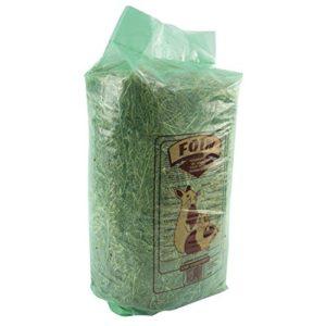 CODICO Foin pour Petits Animaux 2,5 Kg 75 L – Lot de 2