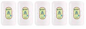 Earthbath Boîte de 100 lingettes pour Chat Thé Vert