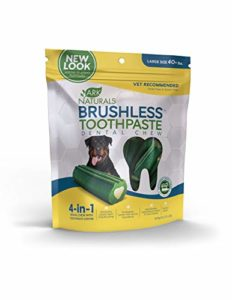 Ark Naturals Breathless Brushless Dentifrice pour Grand Chien–510,3Gram