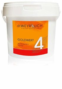 Dr. WEYRAUCH N ° 4–Gold valeur 5kg