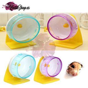 Roulettes pour Hamster 12cm de Diametro Roue de hamsters Roue hamster rongeur