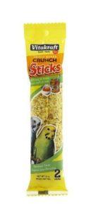 Vitakraft Parakeet Egg Sticks and 1.40-Ounce Bag by Vitakraft (English manual)