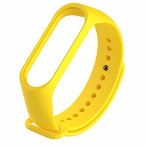 EUdinghaonuo Bracelet de Rechange en Silicone pour Xiaomi Miband 3