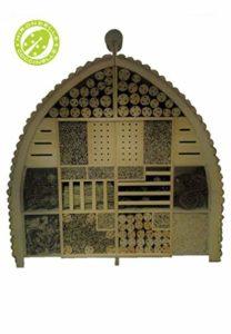 Ediza – Hôtel à Insectes géant en Arche 1.10 m x 1.03 m