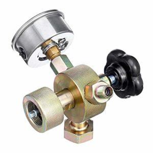 Pompe électrique Accumulateur hydraulique du kit FPU-25 / 40MPA d'essai de valve de gaz d'air de remplissage de remplissage d'azote