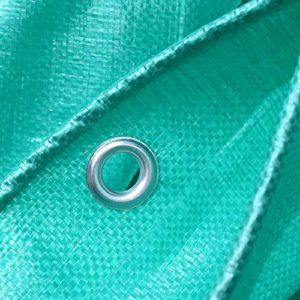 XUEYAN Bâche de Protection Auvent Protecteur en Toile de bâche Polyvalente avec Oeillets (Couleur : 10x12M)