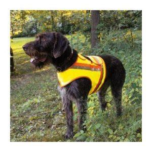 AKAH Veste de protection avec réflecteurs pour chien
