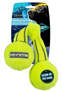 ALL FOR PAWS AFP3319 Double Boule Lumineuse et Fluorescente K-Nite