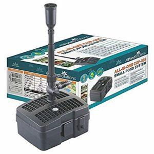 All Pond Solutions Cup-305stérilisateur UV Pompe de filtrage