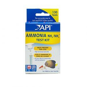 Api Test de Qualité D'eau pour Aquariophilie Ammonia Test Liquid 1 Ml