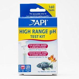 Api Test de Qualité D'eau pour Aquariophilie High Range Ph Test Kit Global 1 Ml