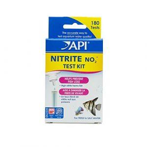 Api Test de Qualité D'eau pour Aquariophilie Nitrite Test Kit Box Global 1 Ml