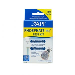 Api Test de Qualité D'eau pour Aquariophilie Phosphate Test Kit Box Global 1 Ml