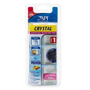 Apl Accessoire pour Aquariophilie Dose Crystal Boîte de 6 Taille 1