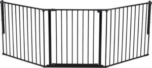 BabyDan Configurer Noir (L) 90-223cm