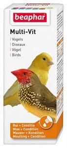 Beaphar – Multi-vit, vitamines – oiseau – 50 ml