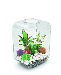 Biorb Plante d'Aquarium pour Aquariophilie Life Portrait 15 Transparent