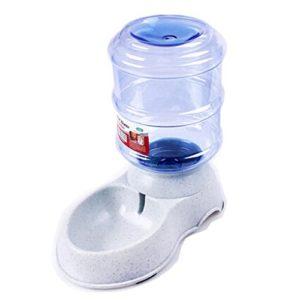 Blancho Pet Supplies–pour animal domestique Chiot Chaton automatique Distributeur d'eau, chiens Bouteille d'eau