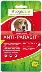 Bogacare Anti-Parasit Hund klein 4×1,5ml
