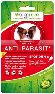 bogacare ANTI-PARASIT SPOT-ON Hund MINI 4x 0.75 ml