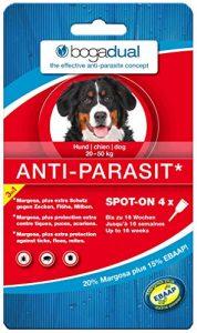 Bogadual Anti-Parasit Hund groß 4 x 2,5ml
