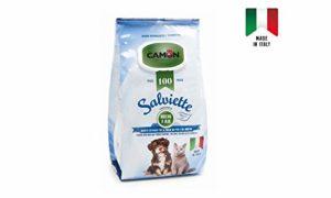 CAMON lingettes Moss Aloe PZ. 80 Produits pour l'hygiène chien