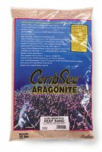 Carib Mer Acs00020Aragonite Reef Sable pour Aquarium, 6,8Kilogram