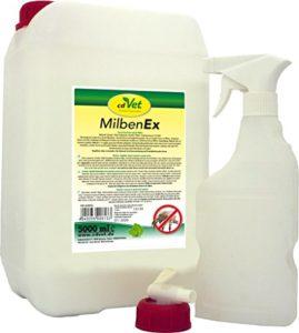 cdVet produits naturels MilbenEx (Bidon avec robinet et bouteille) 5l