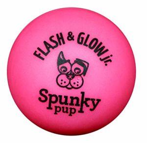 Chien am-ricain Toys 1960 Flash et Glow boule Jr.