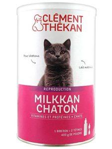 Clément Thékan Milkkan Chaton 400 g