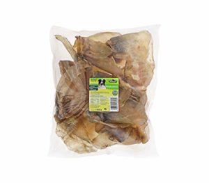 Dehner Sac pour Chien, Oreilles de bœuf, 660 g