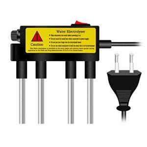 Eau Electrolyseur Test Électrolyse Outils de l'eau Eau Pureté Level Meter Qualité de l'eau Testeur Regard