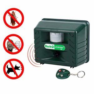 Écorce ultrasons Capteur infrarouge formation de chien de chien d'entraînement télécommande pamplemousse technologie verte (Size : Australian regulations AU)