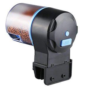 ETbotu Distributeur de nourriture automatique pour aquarium