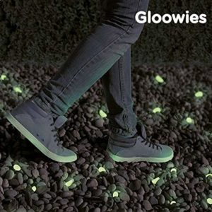 Eurowebb Galets Fluorescents gloowies Lumineux Pierres Cailloux