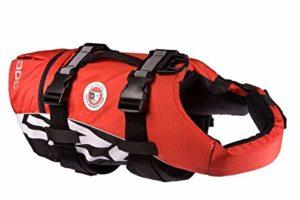 EzyDog – Seadog – Veste de flottaison – Rouge – Taille L