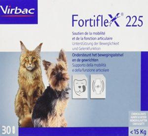 Fortiflex 225 Supplément nutritionnel Anti-arthrose pour Chien 30 comprimés